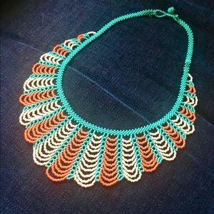 NEW Handmade Beaded Necklace